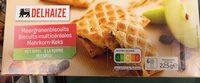Biscuits multicéréales pomme - Product - fr