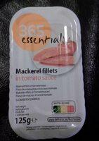 Filets de maquereaux sauce tomate - Produit - fr