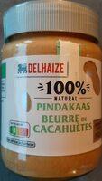 Beurre de Cacahuètes  100% Natural - Prodotto - fr