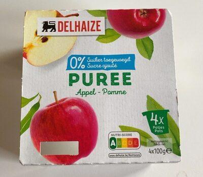Purée Pomme - Product