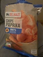 Chips paprika - Product - fr