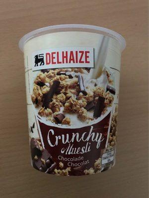 Crunchy Muesli - Product - fr