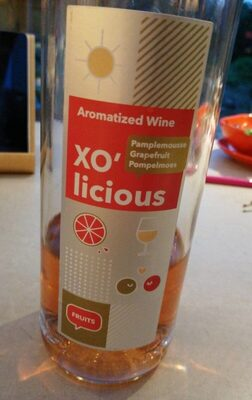 XO'licious - Product