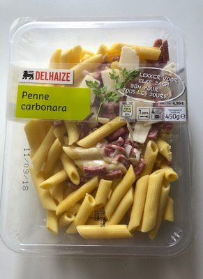 Penne carbonara - Product