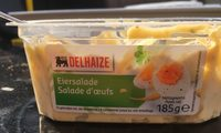 Salade d'oeufs - Product