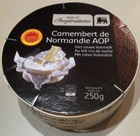 Camembert de Normandie AOP (20,2% MG) - Product - fr