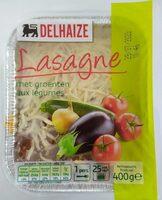Lasagne aux légumes - Product - fr