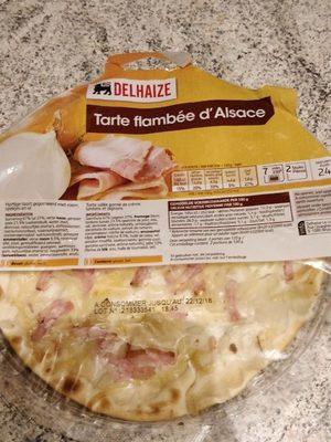 Tarte flambée d'Alsace - Product