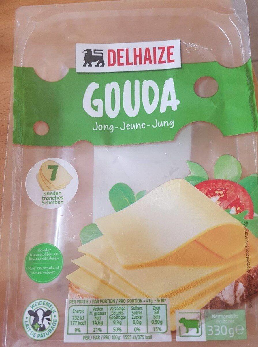 Gouda Jeune - Produit