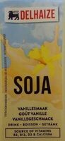 Soja goût Vanille - Product - fr