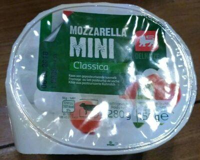 Mozzarella mini classica - Product - fr