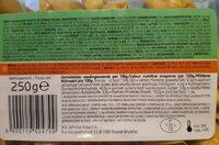 Tortellini Ricotta & Épinard - Informations nutritionnelles - fr