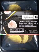 Grandi Girasoli aux asperges et bacon - Product - fr