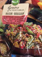 Grains &vegetabels Boulgour - Product