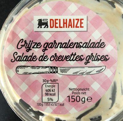 Salade de crevettes grises - Product - fr
