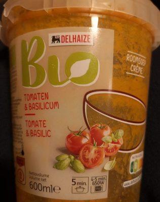 Soupe tomate basilic - Product