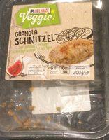 Granola schnitzel - Product - fr