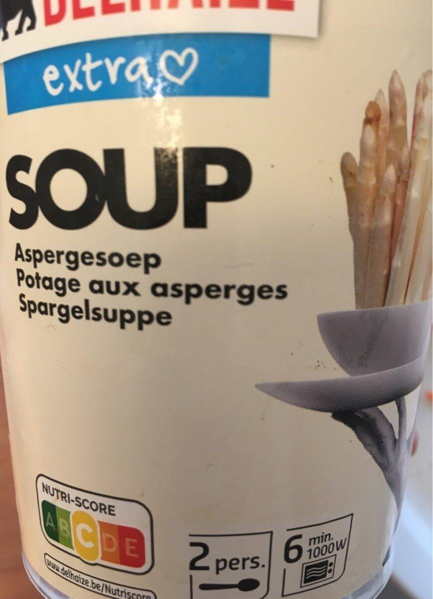 SOUP Potage aux asperges - Product - fr