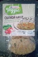 Veggie quinoa burger - Product
