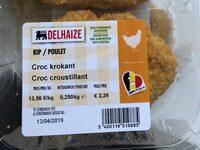 Poulet Croc croustillant - Product - fr