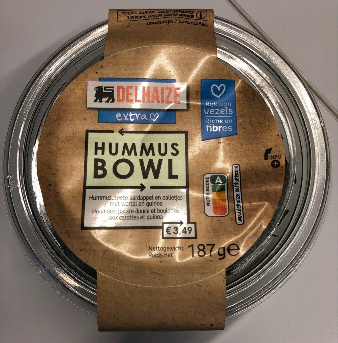 Hummus bowl - Product - fr