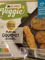 plateau gourmet veggie - Product - fr