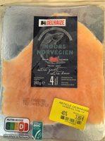 Coeur de filet- Saumon norvégien - Product - fr