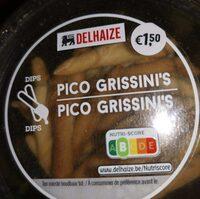 Pico grissini's - Produit - fr