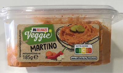 Veggie Martino - Product