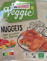 Nuggets aux légumes - Product
