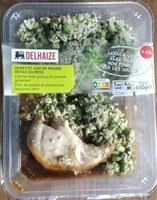Filet de poulet et quinoa aux légumes verts - Produit - fr