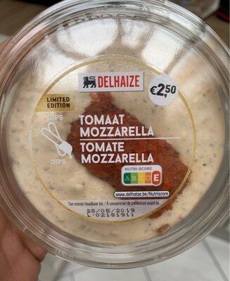 Tomate mozzarella - Produit