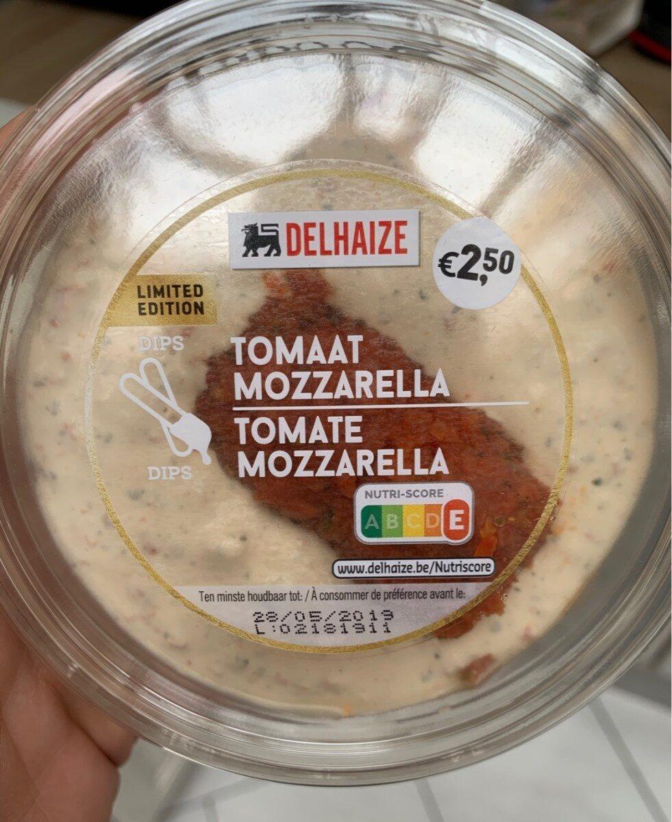 Tomate mozzarella - Product