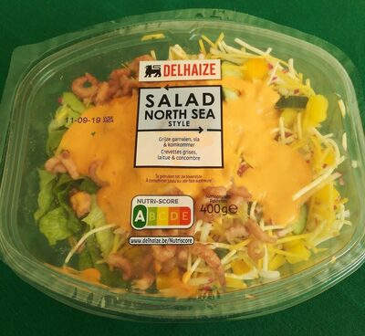 Salade North Sea Style - Product