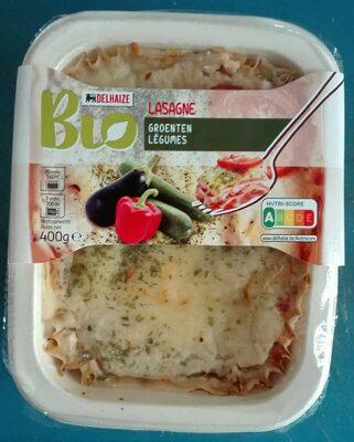 Lasagne aux légumes - Product
