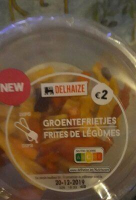 Frites de légumes - Product