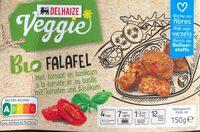 Falafel tomate basilic - Product - fr