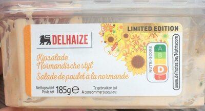 Salade de poulet à la Normande - Product - fr
