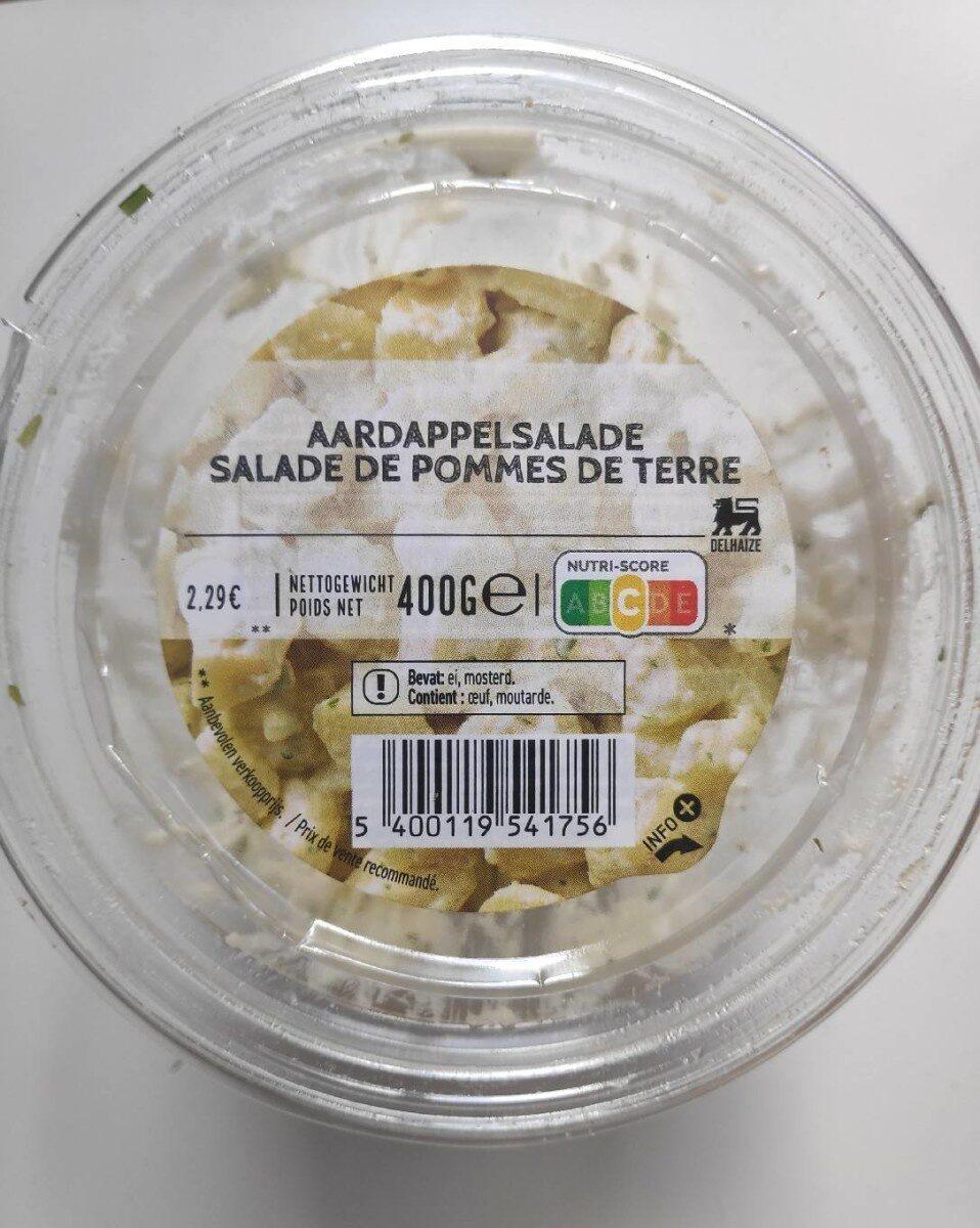 Salade de pommes de terre - Product - be