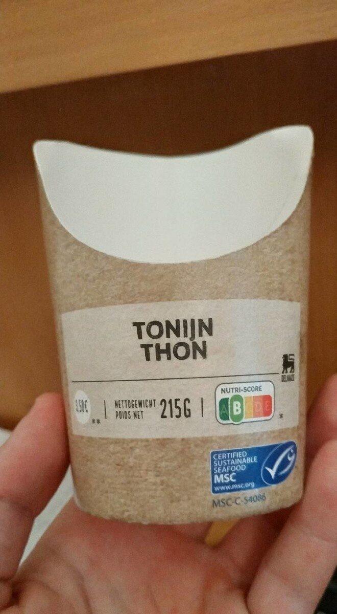 Wrap Thon - Product - fr