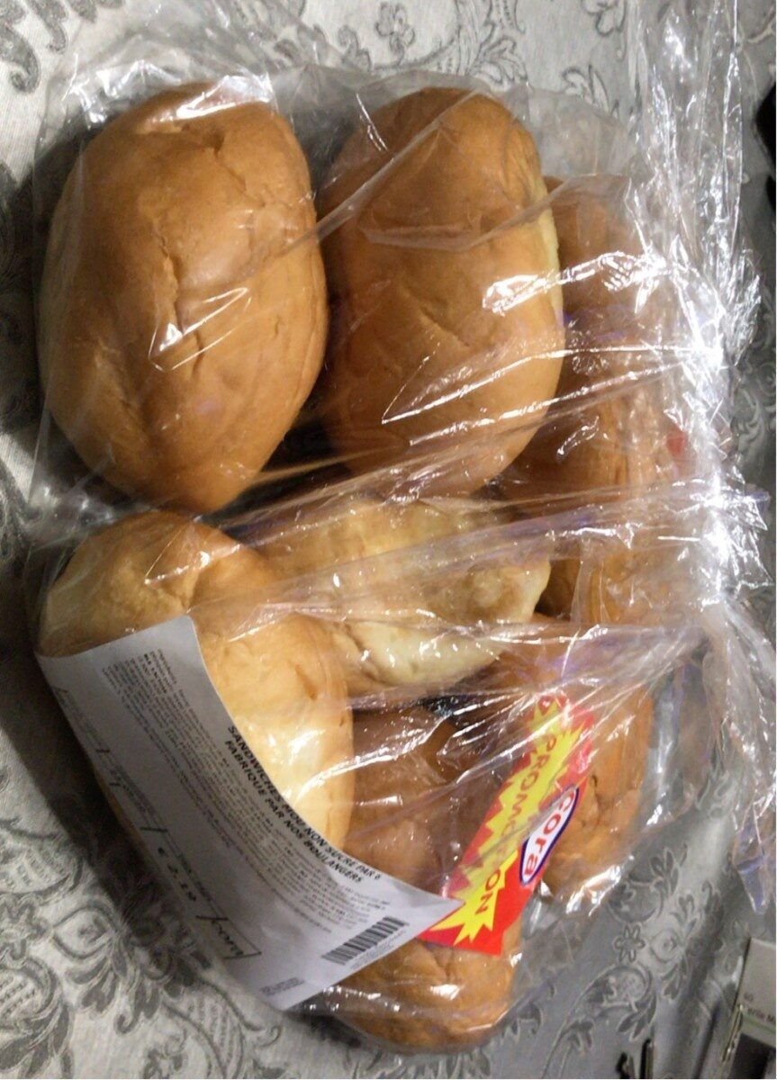Sandwiches mou non sucre - Product - fr