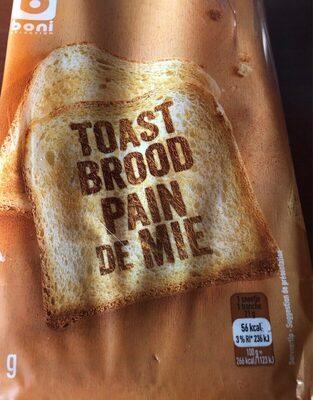 Pain de mie - Producto - fr