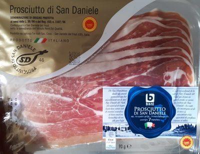 Prosciutto du San Daniele - Produit - fr