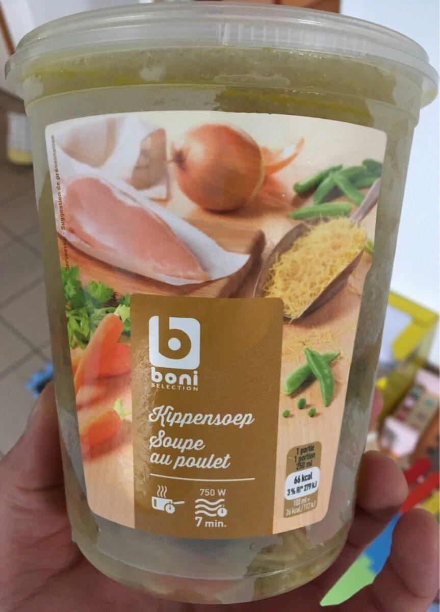 Soupe au poulet - Product - fr