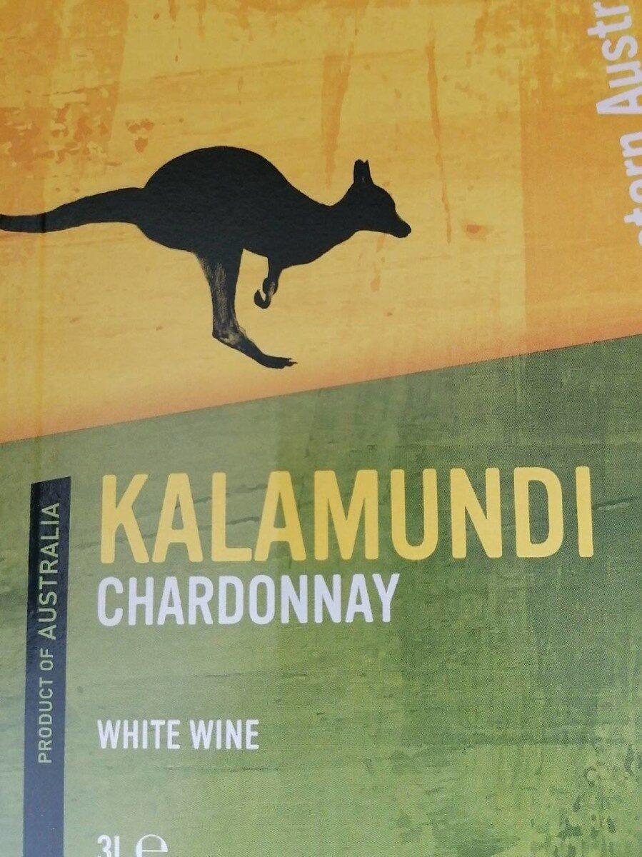 Kalamundi chardonnay - Produit - fr