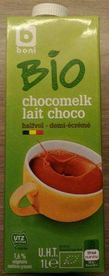 Lait chocolat bio - Product