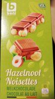 Noisettes chocolat au lait - Product - fr