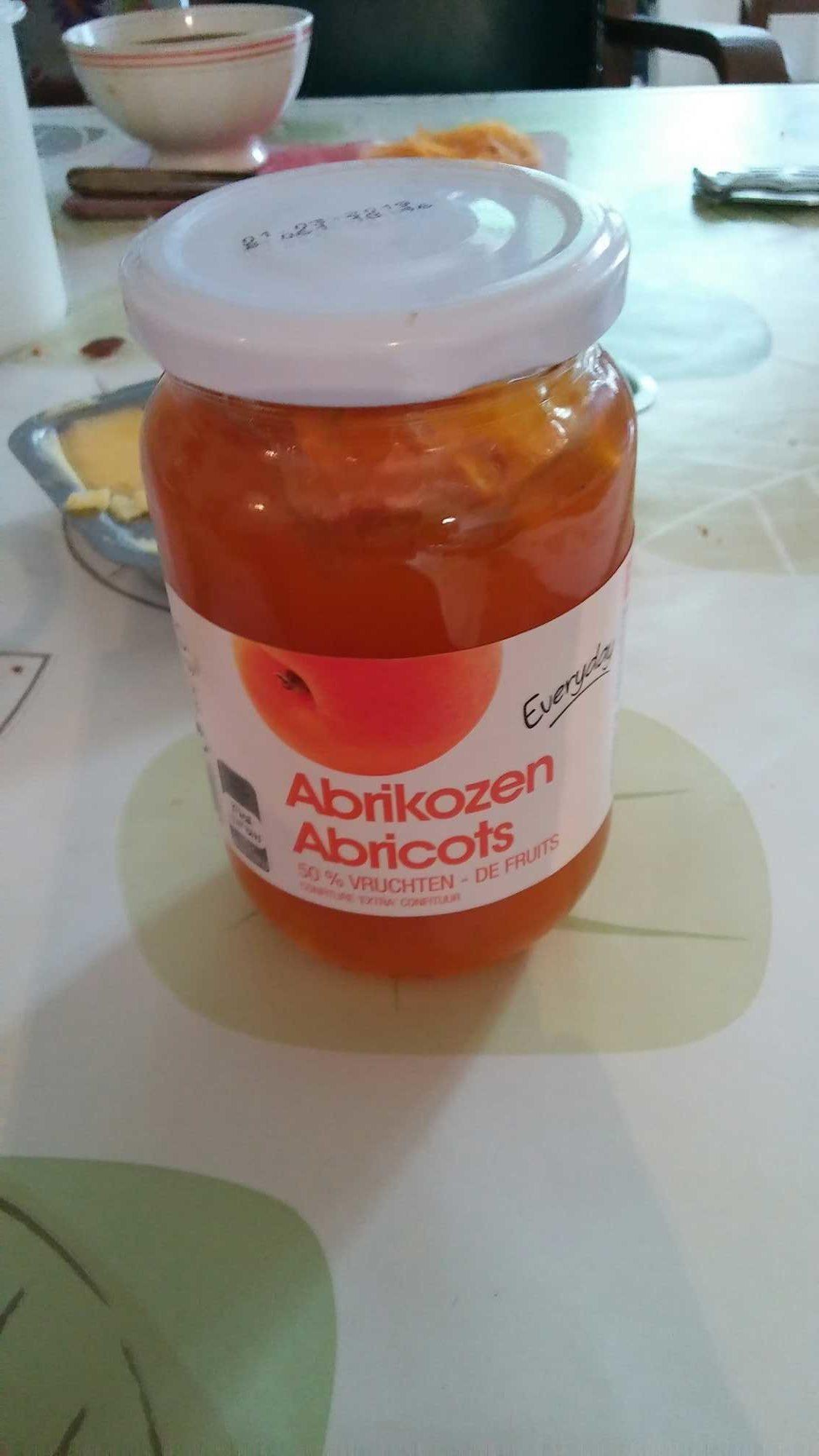 Abricots confiture - Product