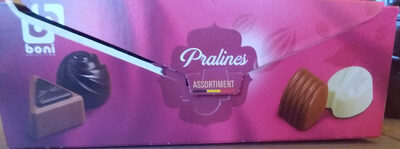 pralines assortiment - Product - nl