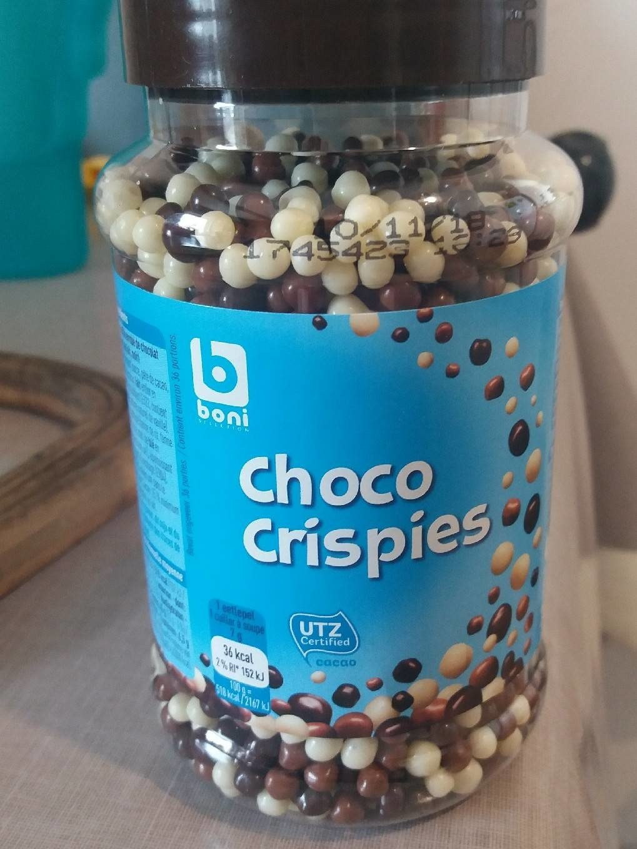 Choco crispies - Product - fr